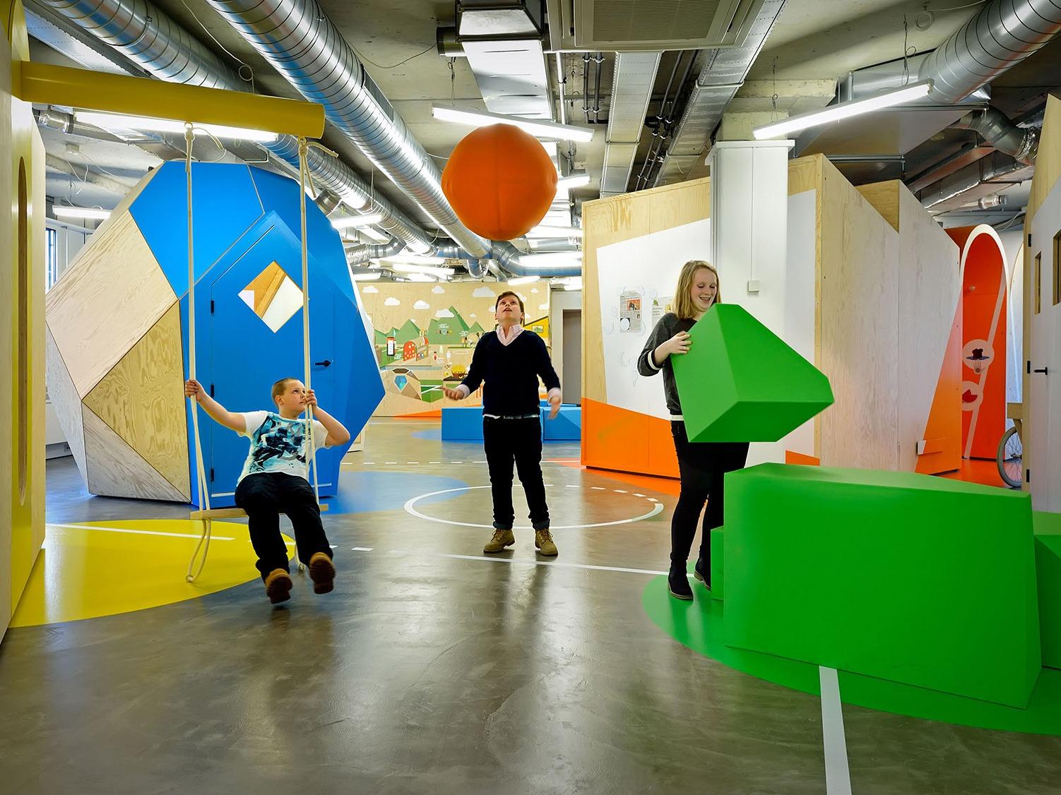 荷兰Maastricht UMC+超重青少年及儿童互动医疗中心