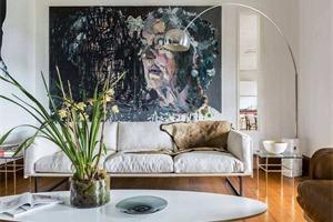 悉尼郊外老宅 用完美内饰打造新型家居