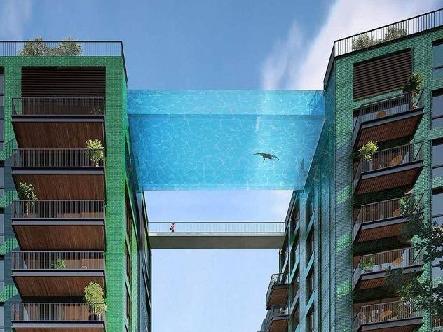 全球最新十大惊艳游泳池合辑 惊艳你的眼!