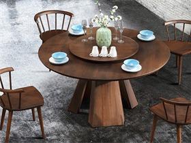 餐厅改选方桌还是圆桌,团聚最佳选择有风水讲究