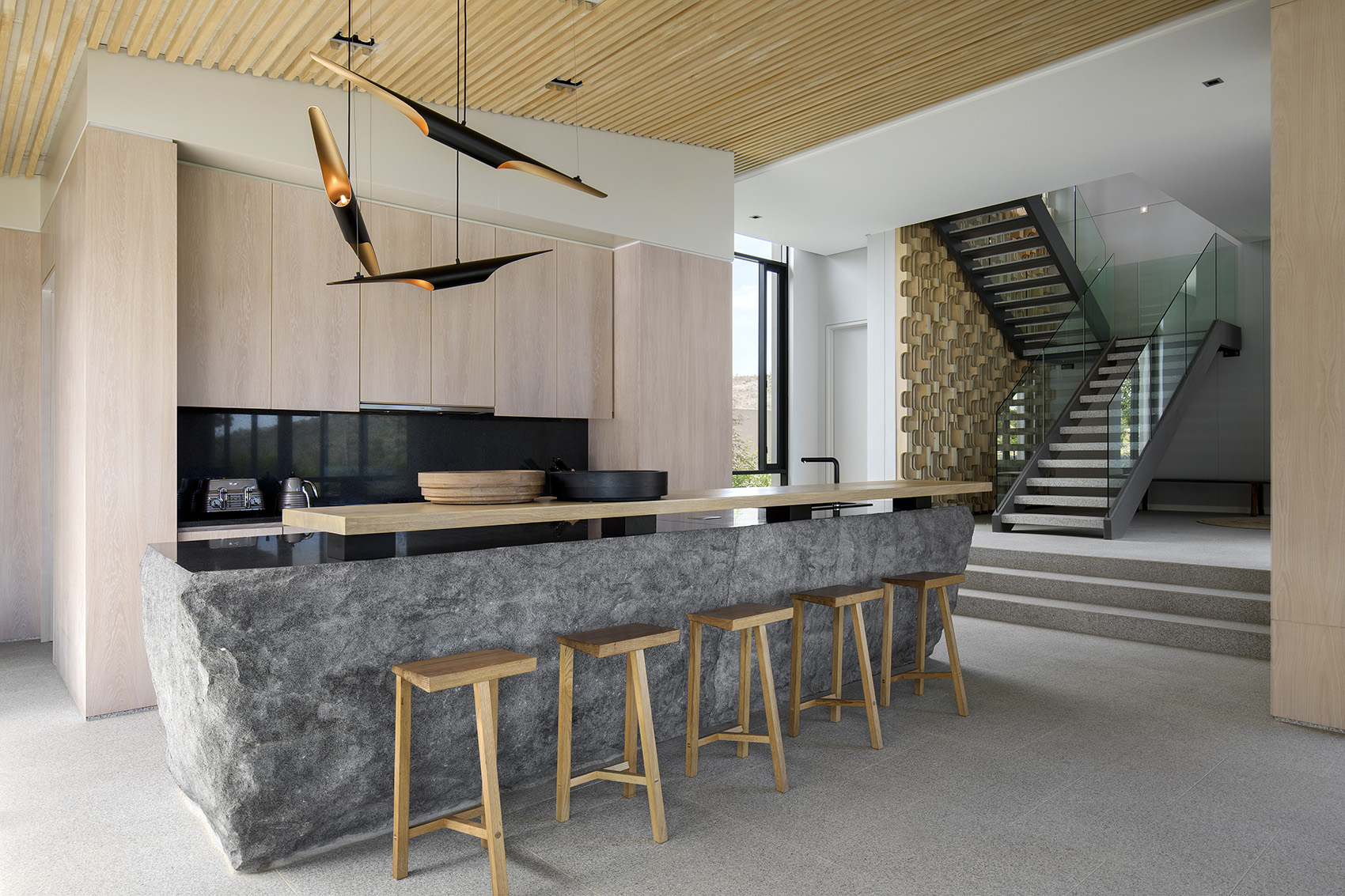 南非Benguela Cove度假住宅,一座遍布着自然气息的住宅