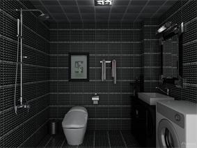 现代卫生间其他效果图