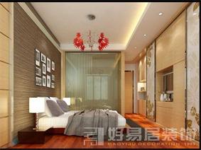 东辉山庄卧室