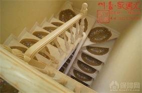 龙湖U成楼梯