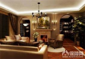 九溪玫瑰园客厅