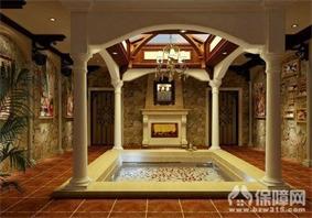 九溪玫瑰园浴室